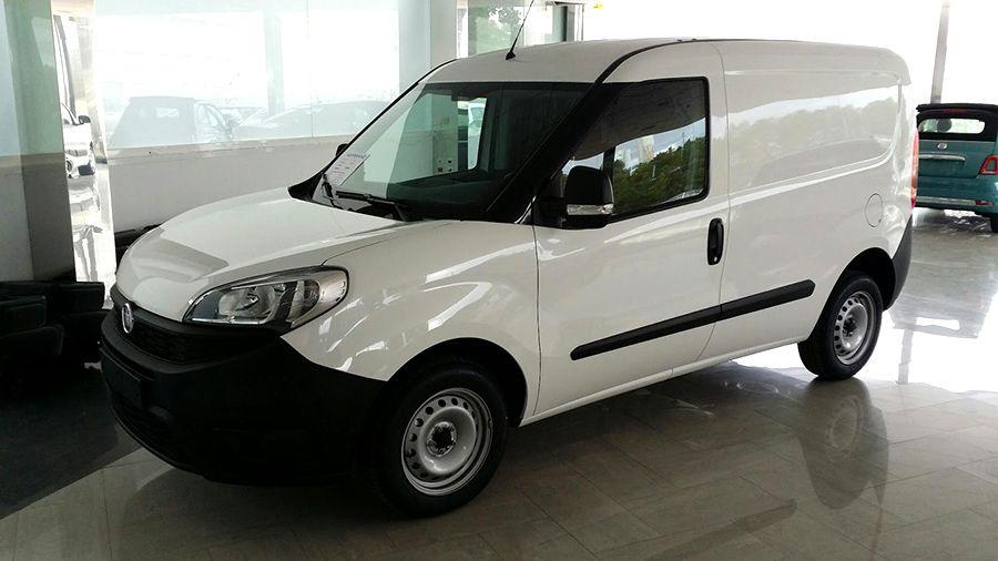13 500 U20ac  Fiat Dobl U00f3 Cargo 1 3 Multijet 95cv Diesel